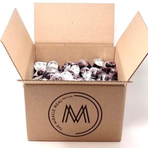 box of prefilled communion cups